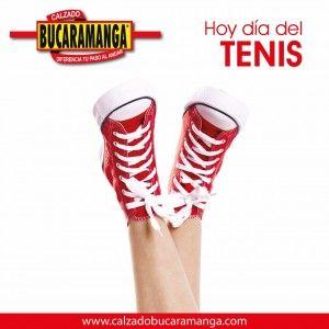 Atrévete a decir: ¡Voy Con Tenis y Punto a la oficina! con Calzado Bucaramanga Así es como puedes combinarlos #VoyConTenisYPunto