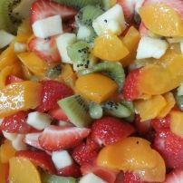 Fruitsalade recepten | Smulweb.nl