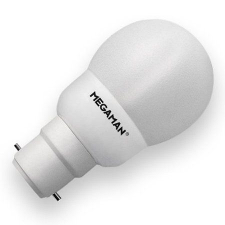 Megaman GSU111d Dimmerable GLS Bulb 11W BC Warm White: Amazon.co.uk: Lighting £13.31
