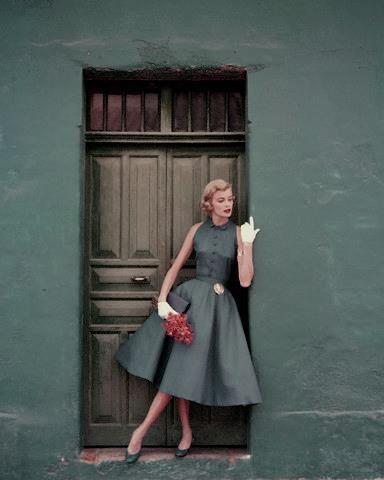 画像 : かわいい♡50年代のファッション                                                       …