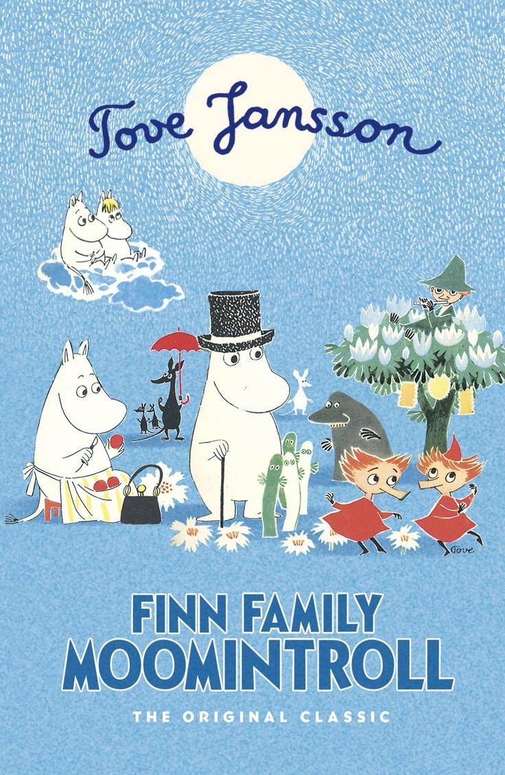 楽しいムーミン一家 Tove Jansson, 'Finn Family Moomintroll'
