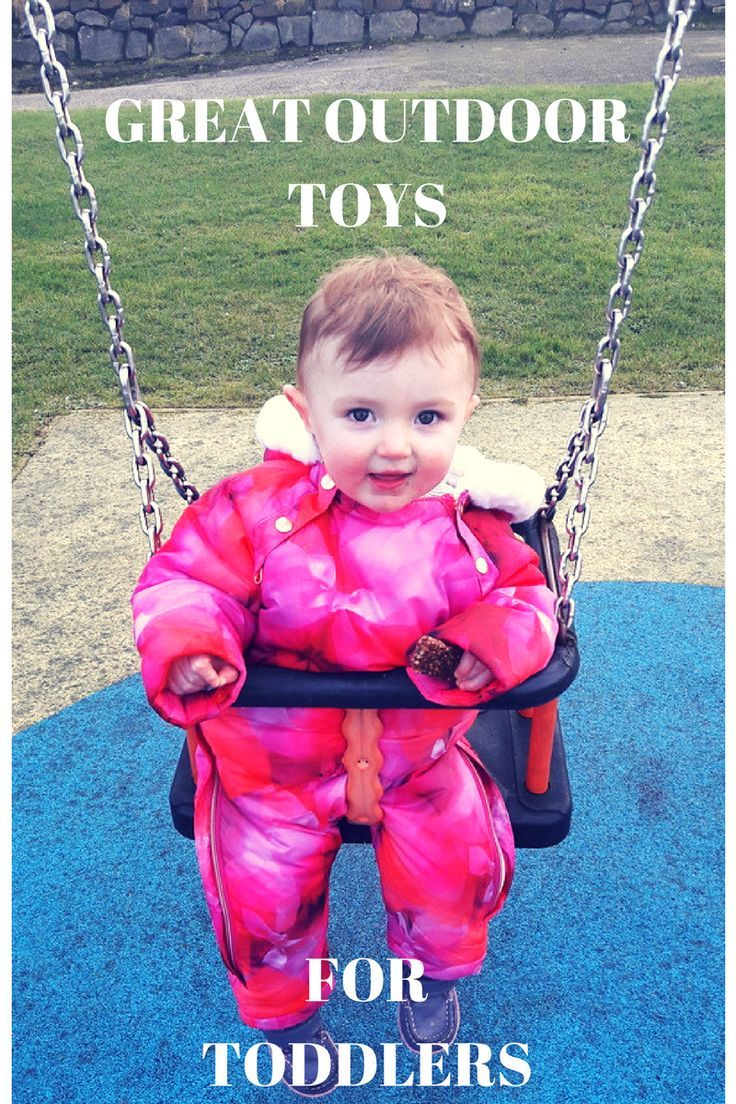 The best outdoor toys for toddlers especially girls includes inflatable water play  centers and Little Tikes outdoor toys