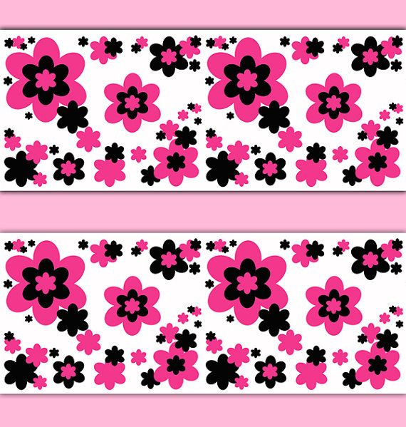410 best Teen Wallpaper Border Decals images on Pinterest ...