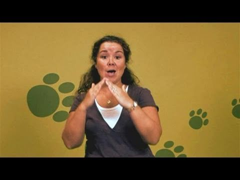 How To Do Sign Language Talking About Your Home. I have use this video to help me with my course. shaz 17/03/14