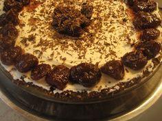 Ζουζουνομαγειρέματα: Τούρτα τσίζ κέικ με σοκολάτα και κρέμα τυριού!