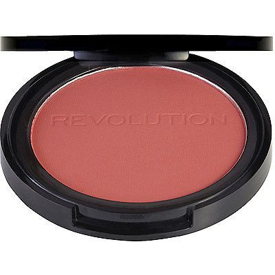Makeup Revolution The Matte Blush in New Rules