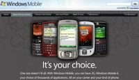 Windows Mobile Sales Miss Targets Held back by the credit crunch, RIM or you know who...?