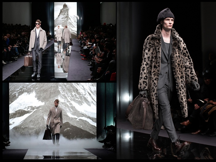 Louis Vuitton A/W13, Paris, Menswear Fashion week