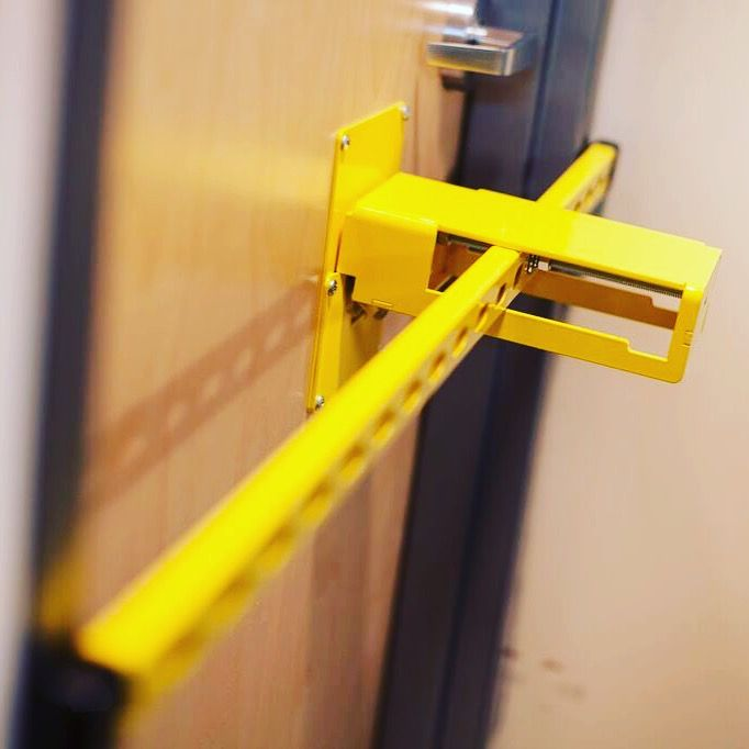 Modular Classroom Security : The best door security devices ideas on pinterest