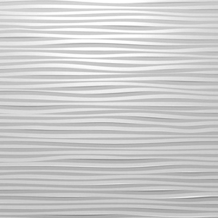 Decorative 3D wooden wall panel - PD029 SOLC X2 - Decustik