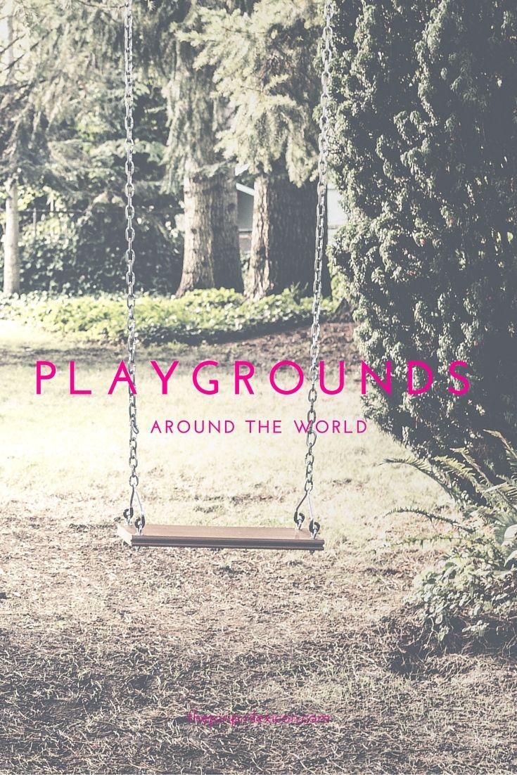 Playgrounds around the world : the piri-piri lexicon