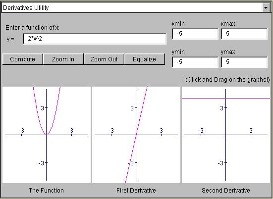 Grafici di funzioni/xFunctions xPresso