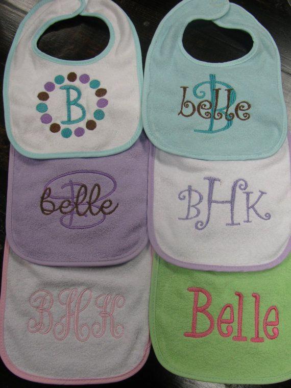 This Item Is Unavailable Etsy Monogrammed Bib Baby Monogram Monogrammed Baby Items