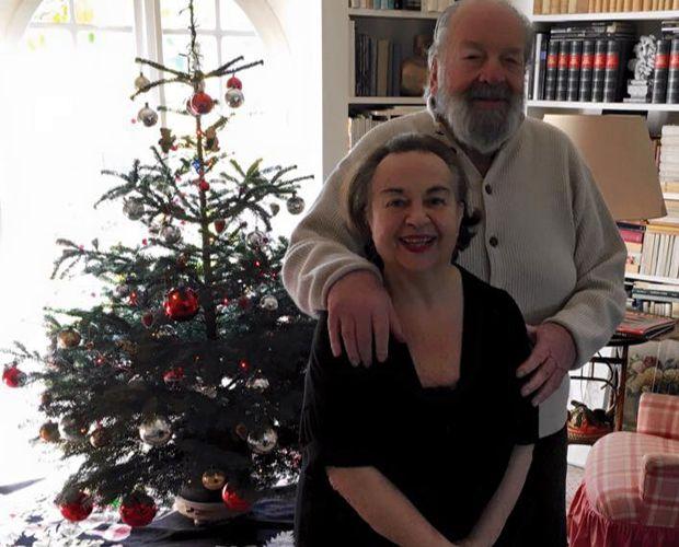 Bud és Maria tavaly karácsonykor