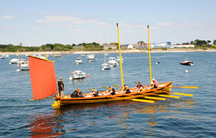 61 best Scull & Skiff rowing boats images on Pinterest | Small boats, Party boats and Wood boats