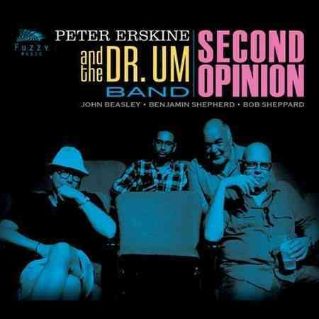 Peter Erskine - Second Opinion