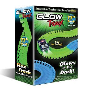 Glow Trax Toy Review!
