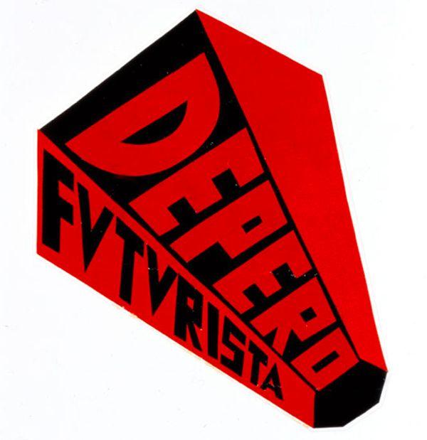 Fortunato Depero, Futurista
