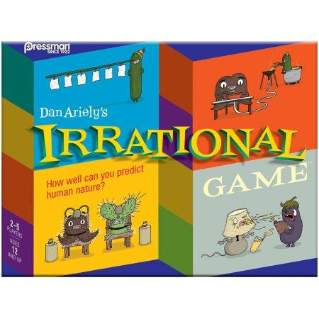 Pressman Toy Irrational Game