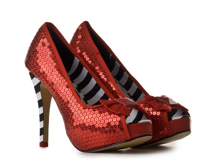 Iron fist ruby slippers