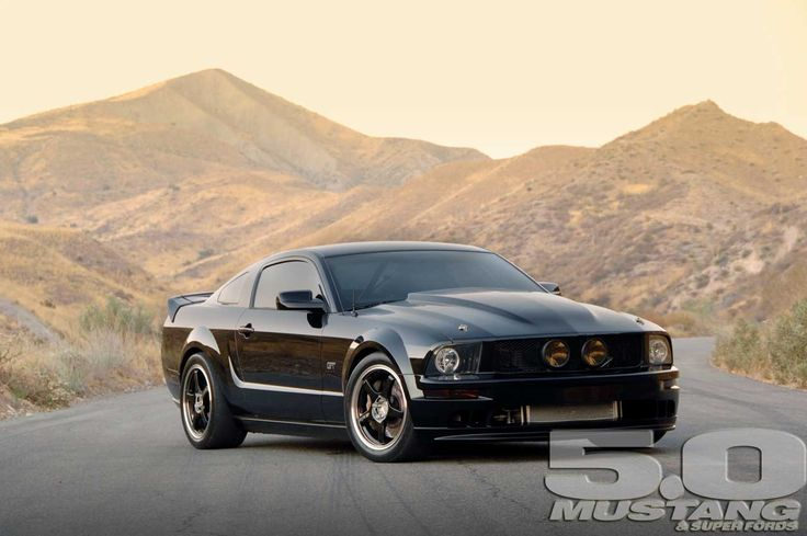 2006 Mustang Gt S197 Photo 11