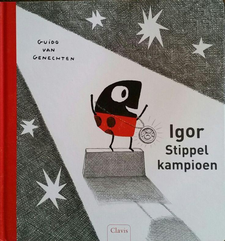 Prentenboek Igor Stippelkampioen