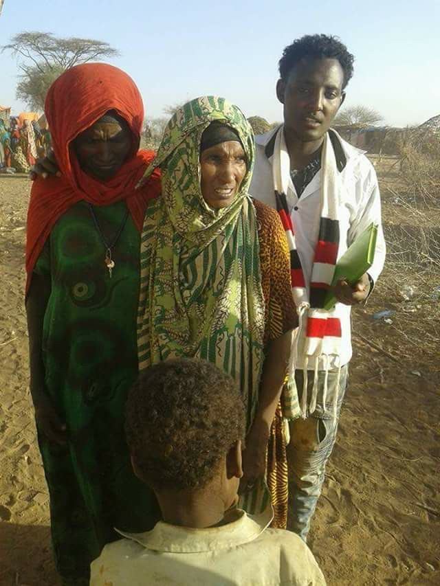 Displaced Oromo people by Ethiopian government | East Africa