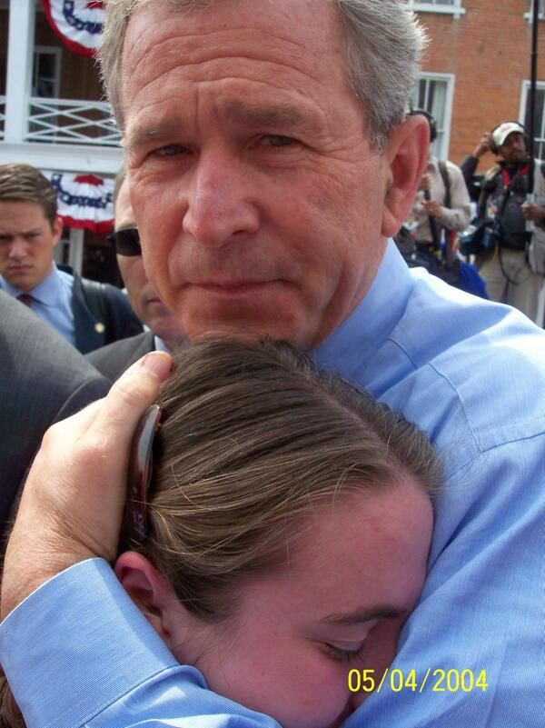 George bush dating underage girl
