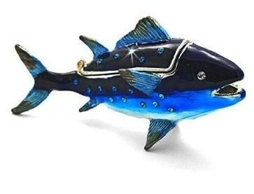 Southern Bluefin Tuna Trinket Box $29.99 www.Cute-Boxes.com
