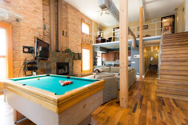 Check out this awesome listing on Airbnb: Old Town Chicago Penthouse! - Lofts for Rent in Chicago