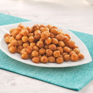 Pois chiches rôtis - Recettes - Cuisine et nutrition - Pratico Pratiques