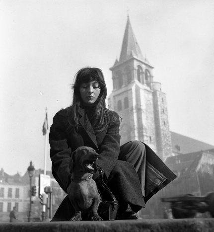 Atelier Robert Doisneau |Galeries virtuelles desphotographies de Doisneau - Paris - Saint Germain des prés