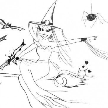 Halloween & Arte Archives - Violetta Viola