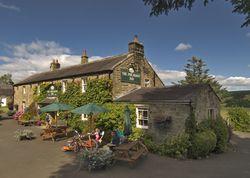 The Pheasant Inn | United kingdom Northumberland England. An old-world inn full…