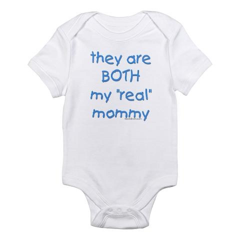 "like this one, too.. I'm going to get tired of hearing  ""so your not her real mom"" ..."
