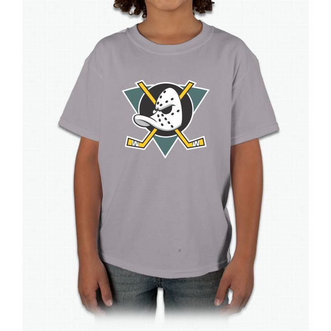 Mighty Ducks of Anaheim NHL Hockey League Young T-Shirt