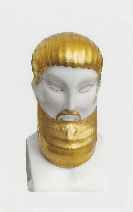 Gio Ponti, Hermes porcelain figure #GISSLER #interiordesign