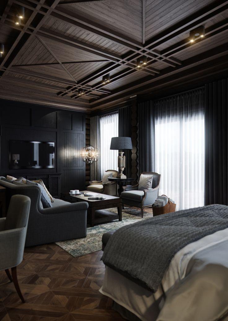 Hotel Room Decor: Проектирование интерьеров