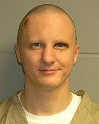 Jared Lee Loughner, 22, on Jan. 8, 2011, in Tucson AZ, killed 6 and injured 13 including Arizona Rep. Gabrielle Giffords at a meeting Giffords was having outdoors with constituents. He seemed to target Giffords and shot other people, too..........(source) Jared Lee Loughner - Wikipedia, the free encyclopedia