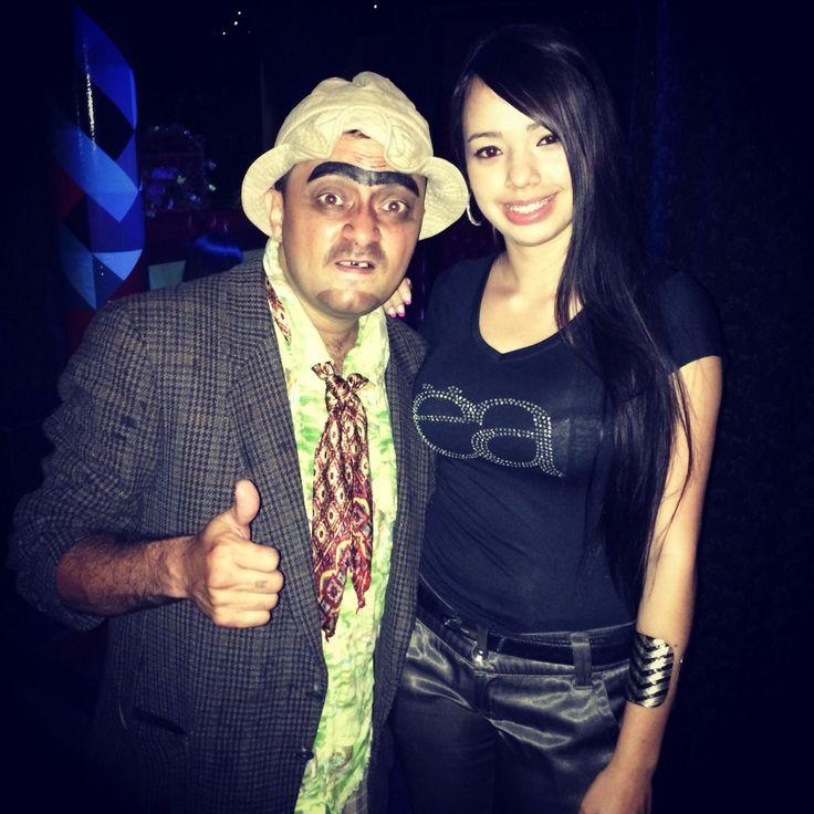 @ealingeriecol con The Suso's Show en B-Lounge Nightclub celebrando el DIA DE LA MUJER por que los miercoles son los mejores días de la semana en @bplancha!
