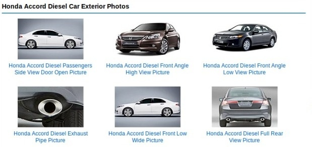 Honda Accord Diesel Price in India - Rs  15.0 Lakhs . Read Honda Accord Diesel Review,  user reviews.  Check out Honda Accord Diesel Mileage, Colours, Interiors, Specifications, Features and Complete information of Honda Accord Diesel Models.