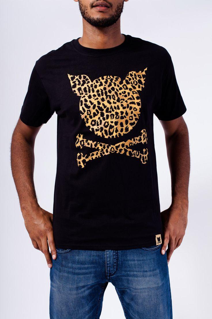 """""""Leopard"""" T-Shirt"""