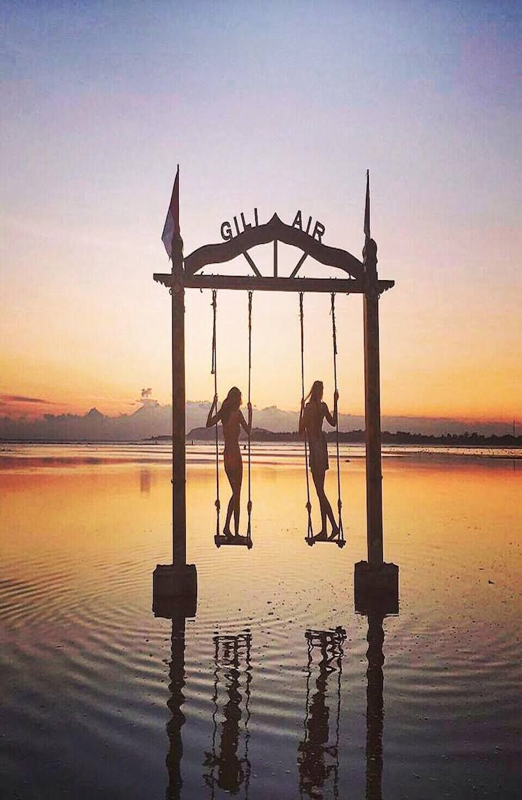 Gili Air - Lombok, Indonesia @lookslikeanke