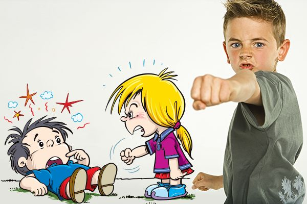 Επιθετικό παιδί: Τι πρέπει να κάνουν οι γονείς; kidsgo.com.cy