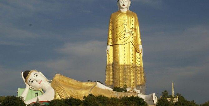Largest Statues in the WorldLaykyun Setkyar