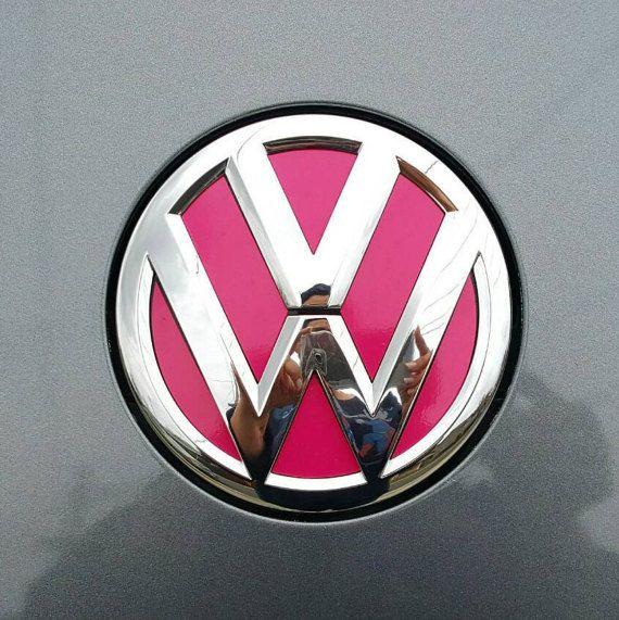 VW+Beetle+2012+and+Newer+Hood+and+Trunk+Emblem/Badge+Vinyl