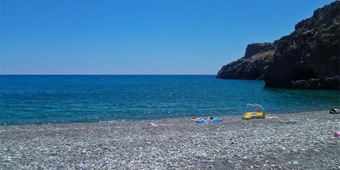 Tripiti Beach (Asterousia)