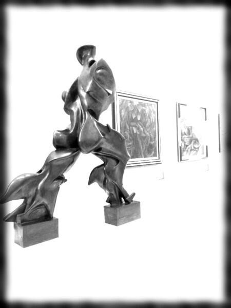 Milano,  museo del novecento