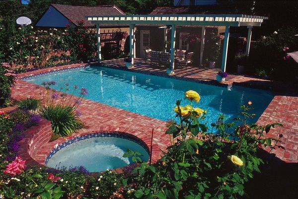 17 best images about fancy swimming pools on pinterest for Fancy swimming pool designs