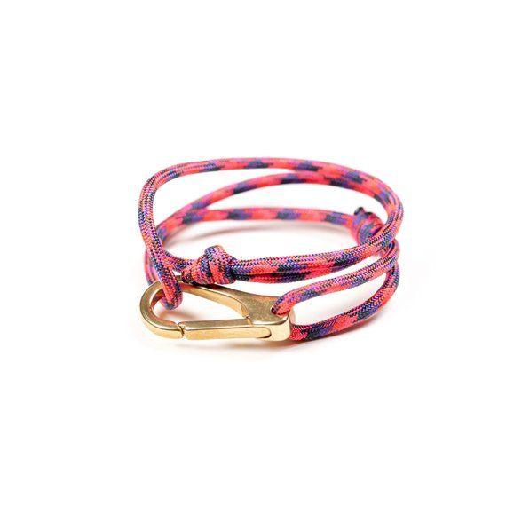 for Men Gift Paracord Bracelet Nautical Bracelet Gift For Men Gift for Boyfriend Gift Husband Burnin